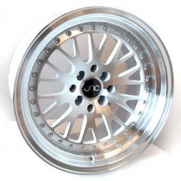 JNC 001 16x8 4x100/114.3 +25 Offset (Machined, Set of 4)
