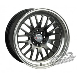 XXR (Sportmax) 531 15x8 +20 Offset 4x114.3/100 (Chromium Black, Set of 4)