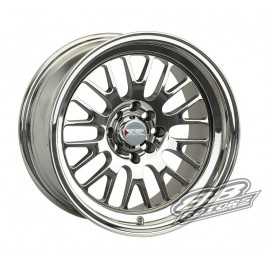 XXR (Sportmax) 531 16x8 +0 Offset 4x114.3/100 (Platinum, Set of 4)