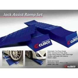 Genuine Cusco Jack Assist Ramps (Pair)