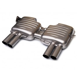 Eisenmann Inconel Catback Exhaust 4x76mm Tips BMW M3 Coupe/Cabrio 4.0L 08-13