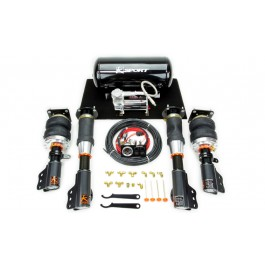 Ksport Airtech Basic Air Suspension System - Nissan 350z 2003 - 2008