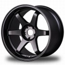 Miro 398 18x10.5 +20 Offset 5x114.3 (Matte Black, Set of 4)