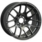 XXR (Sportmax) 530 17x9.75 +25 Offset 4x114.3/100 (Chromium Black, Set of 4)