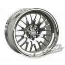XXR (Sportmax) 531 19x8.5 +35 Offset 5x114.3/100 (Platinum, Set of 4)