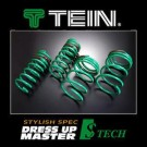 Tein S Tech Lowering Srings: 1994-2001 Acura Integra Excluding Type R (SKA18-AUB00, Set of 4)