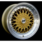 ESM 002R 16x8 +20 Offset 4x100 (Gold, Set of 4)