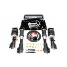 Ksport Airtech Basic Air Suspension System - Audi A3 (2WD Sportback OE Front Strut is 55mm) 2004 - 2012