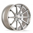 Starke Racing LS1 19x8.5 +35 Offset 19x9.5 +33 5x120 (Silver w/ Machined Lip, Staggered Set of 4)