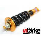 Starke Racing Type SS Coilover Damper Kit: 1989-1993 Mazda Miata MX-5 (SRC-G1MM, Set of 4)