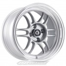 Konig Wideopen 15x8 4x100 +20 Offset (Silver, Set of 4)